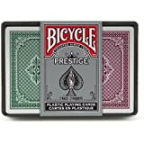 Bicycle Prestige Playing Cards (Pack of 2)
