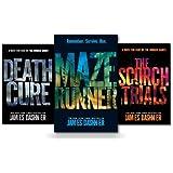 Maze Runner Series 3 books Set Collection James Dashner NEW PB Hunger Games Fans