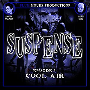 SUSPENSE, Episode 1: Cool AirJo Radio/TV Program