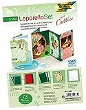 Folia 11206-Leporello Juego con cutties X de Mas, multicolor