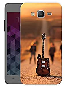 "Humor Gang Desert Guitar Band Music Printed Designer Mobile Back Cover For ""Samsung Galaxy j3"" (3D, Matte, Premium Quality Snap On Case)"