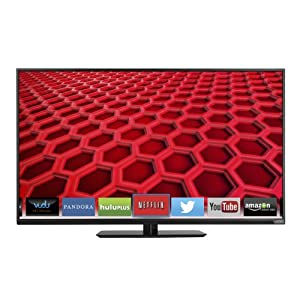 VIZIO E420i-B0 42-Inch 1080p 120Hz Smart LED HDTV (Black)