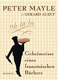 - Peter Mayle, Gerard Auzet