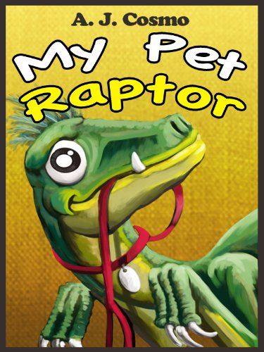 My Pet Raptor cover