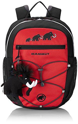 Mammut-Kinder-Rucksack-First-Zip-Black-Inferno-31-x-23-x-22cm-8-liter-2510-01542-0575-108