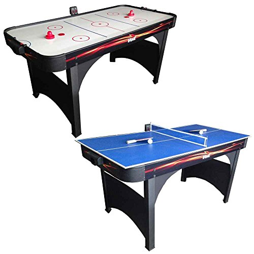 Air Hockey Table With Table Tennis