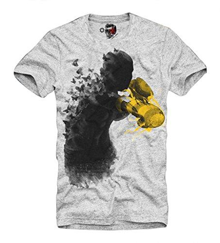 e1syndicate-t-shirt-boxing-mike-tyson-mma-muay-thai-gris