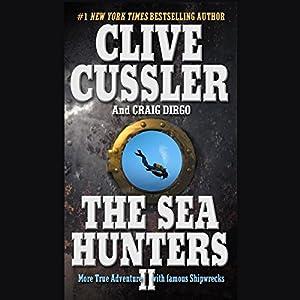 The Sea Hunters II Audiobook