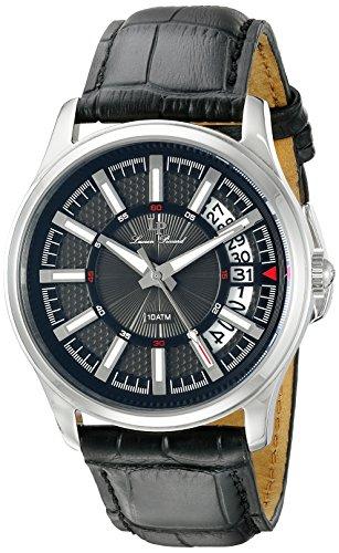 lucien-piccard-mens-lp-40025-01-del-campo-analog-display-japanese-quartz-black-watch