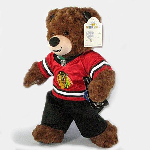 Build A Bear Chicago Blackhawks