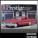 63 Chevrolet Impala SS Prestige 1963 シボレー インパラ AMT 6834 Chevy シェビー プラモデル [並行輸入品]