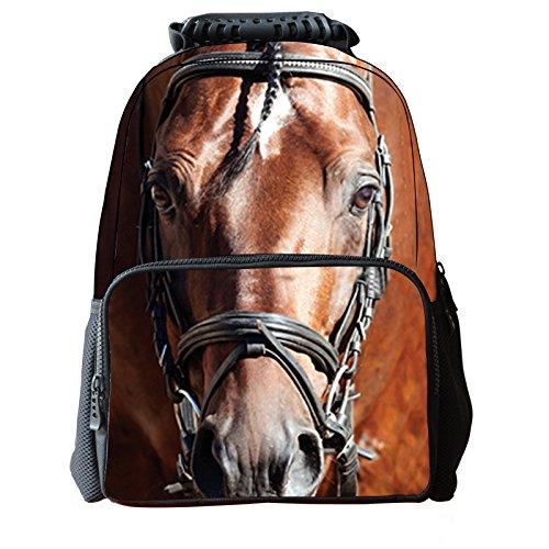 koson-man-3d-animal-cute-kids-backpack-laptophorse