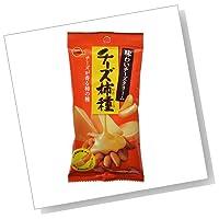 【ケース販売】ブルボン チーズ柿種 48g×10袋