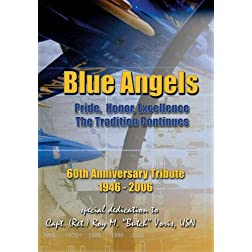 The Blue Angels 60th Anniversary Tribute