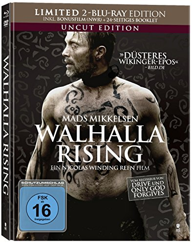 Walhalla Rising: Limited Edition (2-Disc Set) [Blu-ray]