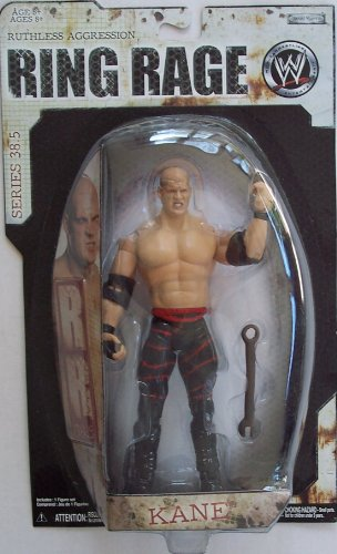 WWE RUTHLESS AGGRESSION RING RAGE Series 38.5 - 1
