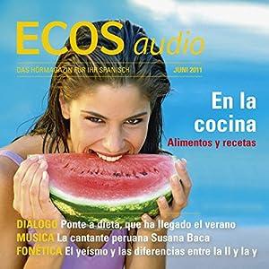 ECOS audio - En la cocina. 6/2011 Hörbuch