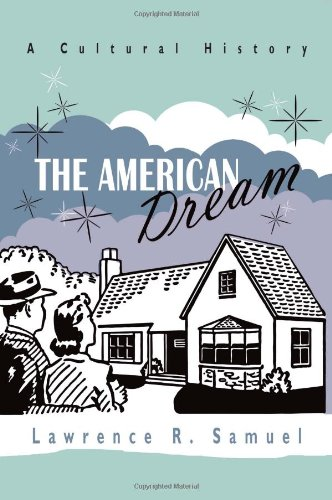 the american dream by jim cullen Talk:american dream wikiproject united states (rated c-class, low-importance) this article is within the scope of cullen, jim the american dream.