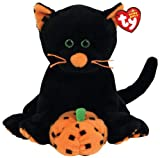 Ty Beanie Babies - Superstition The Black Halloween Cat