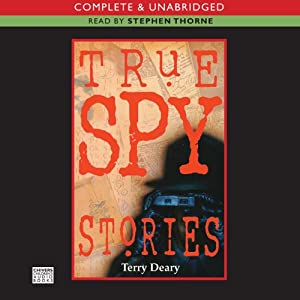 True Spy Stories Audiobook