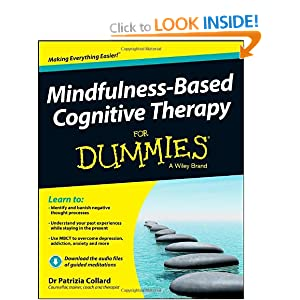 mindfulness cognitive therapy for self conception Then, when thoughts are found to be an inaccurate appraisal, cognitive therapy helps to change these thoughts by developing a more accurate (or rational) way to think or approach the situation once a believable rational has been developed, the idea is to frequently express this new thought to create the new pathway.