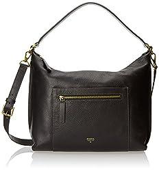 Fossil End of Season Sale Women's Handbag (Black) (ZB6457001)
