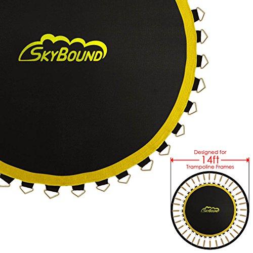 Skybound Premium Trampoline Mat Round 14 Ft Frame