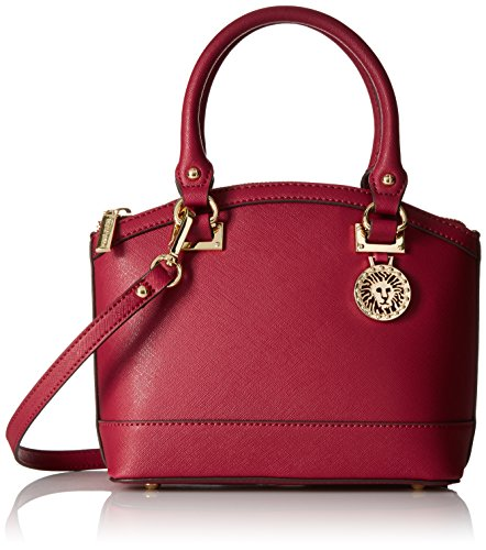 anne-klein-new-recruits-small-dome-satchel-ruby