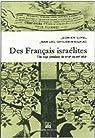 Des français israélites par Ghiles-Meilhac
