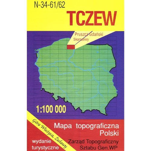 Tczew Region Map