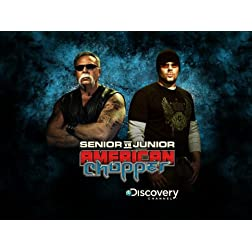 American Choppers Sr vs. Jr Season 3