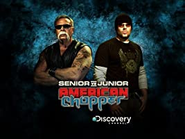 American Choppers Sr vs. Jr Season 2