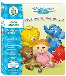 LeapFrog 41687022 - LittleTouch-Bibliothek: Was wäre, wenn ...?