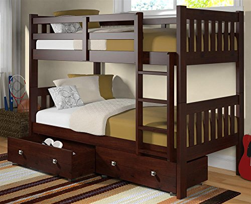 Boys Bunk Bed front-597495