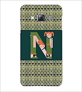 PrintDhaba GRANDbet N D-4146 Back Case Cover for SAMSUNG GALAXY A3 (Multi-Coloured)
