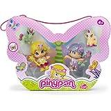 Pinypon 700010260 Mini poupée Le Coffret 2 Figurines Fées Et