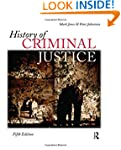History of Criminal Justice