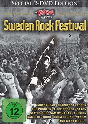 Sweden Rock Festival (2010 Special 2-DVD Edition)