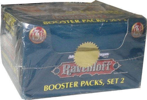 Booster Pack Set 2 : Ravenloft