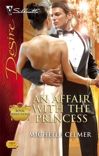Image of An Affair With The Princess (Silhouette Desire)
