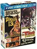 Blu-Ray Twin Pack: Dementia 13 & The Terror