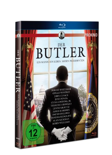 Der Butler - Limited White House-Edition [Blu-ray]
