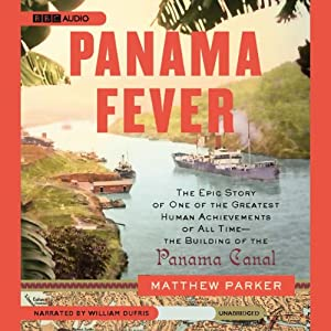 Panama Fever Audiobook