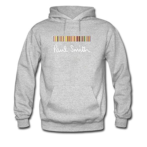 Paul Smith Hoodies -  Felpa con cappuccio  - Uomo Gray Large