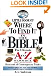 Little Book of Where to Find it in th...