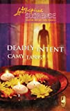 Deadly Intent (Love Inspired Suspense)