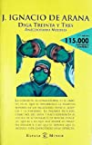 echange, troc J.IGNACIO DE ARONA - Diga treinta y tres (anecdotario medico) (bolsillo)