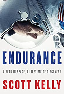 Book Cover: Endurance: My Year in Space and Our Journey to Mars