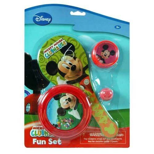 Mickey Mouse Clubhouse Fun Set