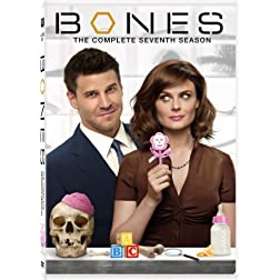 Bones: The Complete Seventh Season